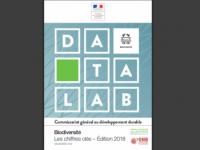 couverture Datalab - chiffres clés biodiversité - 2018